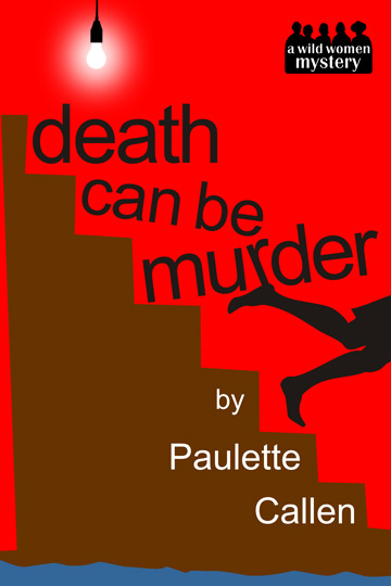 Death Can Be Murder book cover